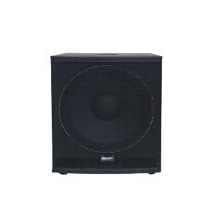 POWER ACOUSTICS - DYS 118 V2 - Caisson de basse 1200W