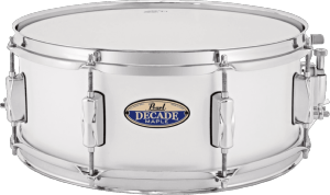 "PEARL PPS DMP1455SC-229 - caisses claires 14x5.5"" White Satin Pearl"