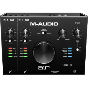 M-AUDIO - RMD AIR192X8 - Interface audio - Air - 2 entrées / 4 sorties + MIDI