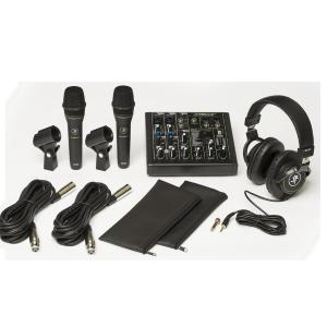 MACKIE RMK PERFORMER-BUNDLE - Pack console, 2 micros, casque