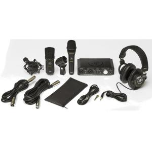 MACKIE RMK PRODUCER-BUNDLE - Pack Onyx-Producer, 2 micros, casque