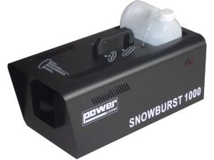 Power Lighting - SNOWBURST 1000 Machine à Mousse 1000 Watts
