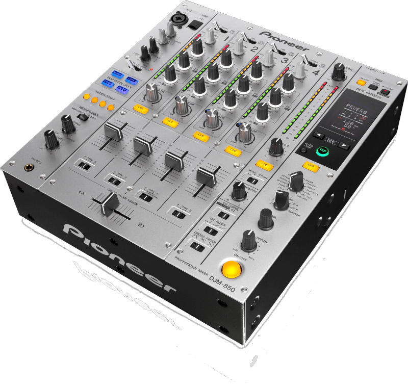 Pioneer djm 850 s - Pioneer table de mixage ...