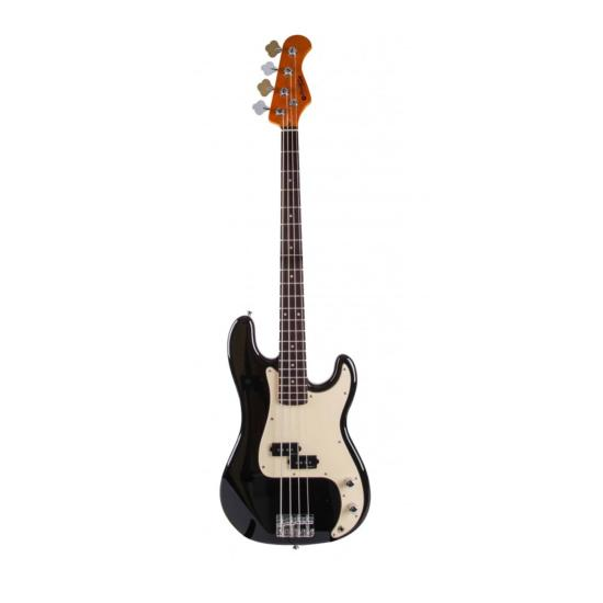 JM Forest - PB80 RA BLACK - Guitare basse