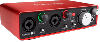 FOCUSRITE SCARLETT2 2I2 - Interface audio 2 In / 2 Out