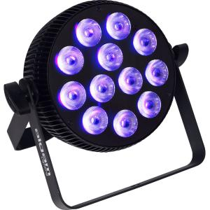 ALGAM LIGHTING - LAL SLIMPAR-1210-HEX - HEX - Projecteur à LED 12 x 10W RGBWAU