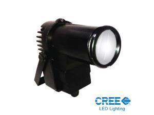 Power Lighting SPOT 10 W Quad CREE - RGBW 4-1 in