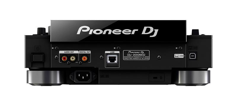 Cdj 2000 nxs2 - Table de mixage pioneer djm 2000 ...