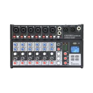 DEFINITIVE AUDIO - DA MX8 USB - Mixeur USB