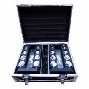 Power Acoustics - FC SPIDER - FLIGHT CASE POUR 2 SPIDER
