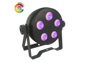 POWER LIGHTING - PAR SLIM 5x10W HEXA 6 en 1