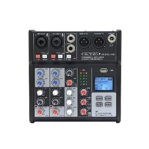 DEFINITIVE AUDIO - DA MX4 USB - Mixeur USB