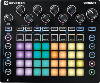 NOVATION RNO CIRCUIT - Surface de contrôle 6 parties à matrice RGB