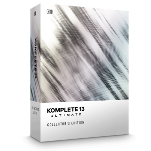 Native Instrument KOMPLETE 13 ULTIMATE COLLECTORS EDITION