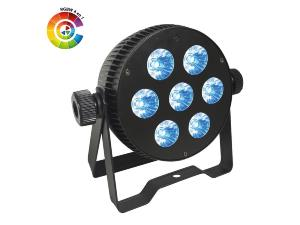 POWER LIGHTING - PAR SLIM 7x10W QUAD