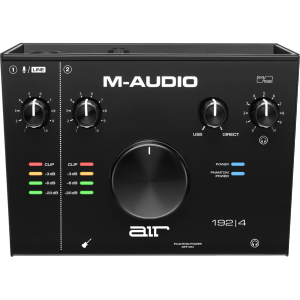 M-AUDIO - RMD AIR192X4 - Interface audio - Air - 2 entrées / 2 sorties