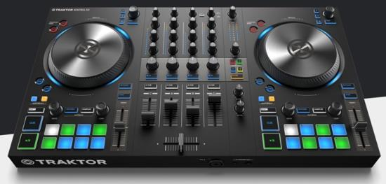 Sortie officiel du Traktor Kontrol S3 Native Instruments