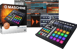 Native Instruments - MASCHINE MK2 BLACK