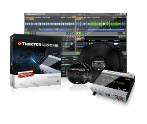 Carte Son Native Instruments - TRAKTOR SCRATCH A6