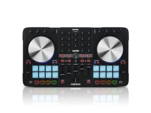 Reloop - BEATMIX 4 MK2 Controleurs DJ USB/MP3 + Serato Intro