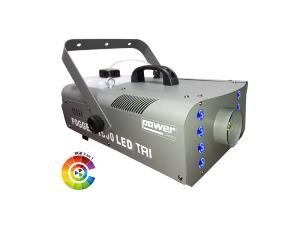 Power Lighting - FOGBURST 1500 LED TRI - Machine à fumée