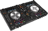 DENON MC4000 - 2 voies + 1 cartes son Serato DJ + USB