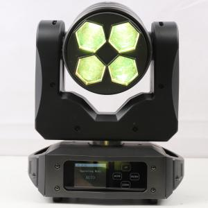 LEDDOO LED THUNDER WASH ZOOM 4 X 40W RGBW
