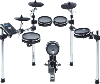 ALESIS COMMANDMESHKIT - Kit mesh 5 Futs - 3 Cymbales