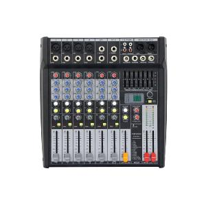 DEFINITIVE AUDIO - DA MX8 FX - Mixeur avec effets