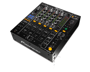 Pioneer DJM 850 K - TABLE DE MIXAGE DJ