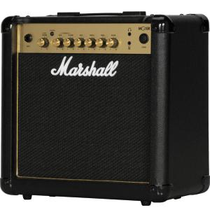 MARSHALL - MG15GR - Ampli guitare Black & Gold