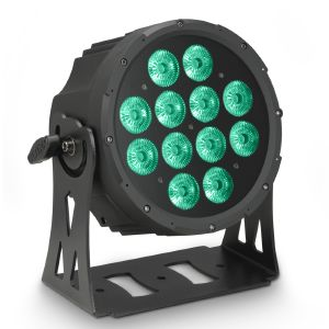 Cameo FLAT PRO PAR CAN 12 IP65 - Projecteur Outdoor FLAT PAR LED 12 x 10 W RGBWA