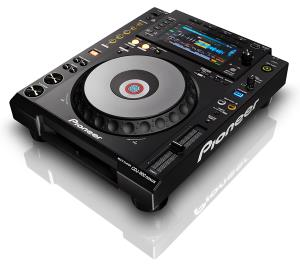 Pioneer CDJ 900 NEXUS - PLATINE CD MP3 A PLAT