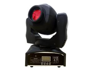 LYRE SPOT 60W - Powerlighting Lyre led 1 x 60W - 7 couleurs + Gobos