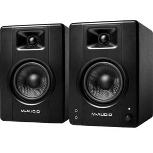 "M-AUDIO RMD BX4D3 - enceinte actives 2 voies 4.5"" 120w (paire)"