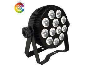 POWER LIGHTING - PAR SLIM 12x10W QUAD