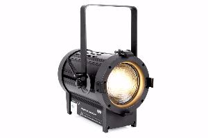 STAGE STUDIO MANUAL ZOOM - Led 200 Watts Cob 3200° WW Fresnel 12-55°